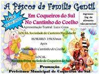 A Páscoa da Família Gentil