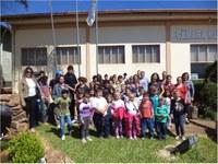 Alunos da Escola Epitácio Pessoa visitam Câmara Municipal