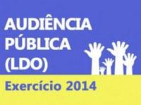 Audiência Pública LDO 2014