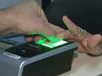 Recadastramento Biométrico
